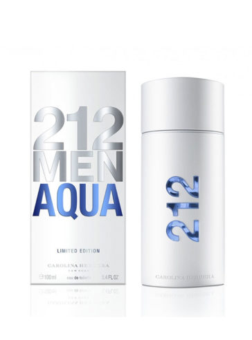 212 Aqua Men Limited Edition By Carolina Herrera Eau De Toilette (Tester)