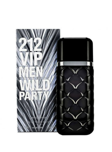 212 Vip Men Wild Party By Carolina Herrera Edt (Tester)