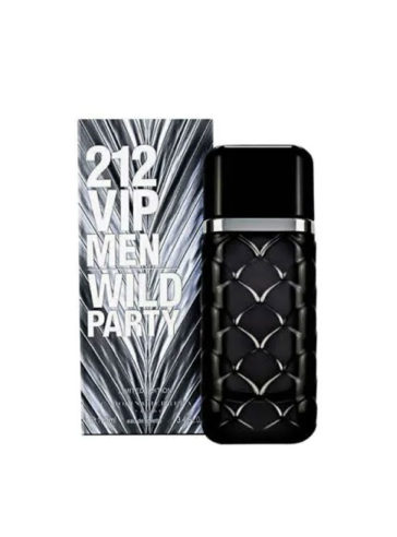 212 Vip Men Wild Party By Carolina Herrera Eau De Toilette