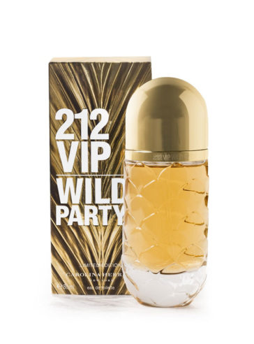 212 Wild Party For Women By Carolina Herrera Edt (Tester)