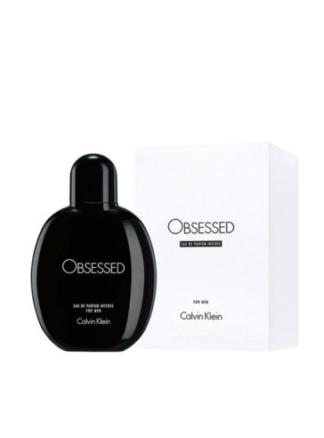 CK Obsessed Edp for Men Intense Spray